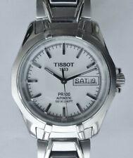 TISSOT PR100 Automatik ETA 2836-2 Unisex SS Automatic Watch Complete Set WR 100