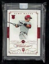 Kyle Schwarber Flawless GEMSTONES RUBY Rookie #15/15! 1/1? RARE! Chicago Cubs RC
