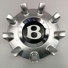 Genuine Bentley Continental GT19 Mulliner Modular Wheel Hub Cap Brand New (1PC)