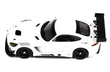 Mercedes  AMG GT3 Blanc Version Course 1/43 Ixo