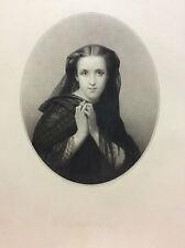 Emily Chase G Kemble Warenn Civil War U.S.A JOUANIN Salon 1852 Goupil Toulmouche
