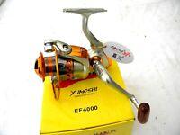 Yumoshi  EF 4000 12 Bearing Fixed spool Fishing reel