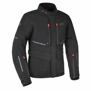 Waterproof Motorcycle Jacket > Oxford Mondial Advanced CE Armoured - Black