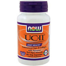 UC-II Type II Collagen 60 Vcaps by Now Foods