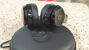 Beats by dre Dre Solo3 3.0 Wireless Bluetooth Headphones Black color