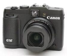 Canon PowerShot G16 12.1MP Digital Camera *superb