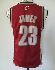 LeBron James Cleveland Cavaliers Swingman Sewn Jersey,  Size Youth M +2 Length