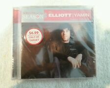 """New! ELLIOTT YAMIN """"Sounds Of The Season"""" -TARGET Exclusive- CD Christmas SEALED"""