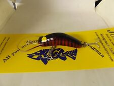 SWAGMAN LURES 60MM JUMBUCK colour 34 MURRAY COD YELLOWBELLY