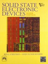 Solid State Electronic Devices   by Ben Streetman PB 2006