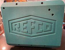 Refco Enviro Refrigerant Recovery Station