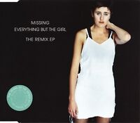 Everything But The Girl ‎Maxi CD Missing (The Remix EP) - Europe (EX+/EX+)