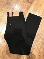 GENUINE Levi Strauss & Co. Jeans 511👖 511 Slim 💯 Black Colour - W32 L32