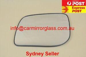 NEW MIRROR GLASS FOR Land Rover RANGE ROVER 1995-2002 (LEFT PASSENGER SIDE)