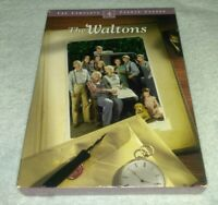 The Waltons - The Complete Fourth Season DVD 5-Disc Set