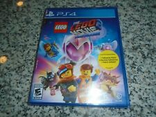 THE LEGO MOVIE 2 SONY PLAYSTATION PS4 VIDEO GAME - NIP