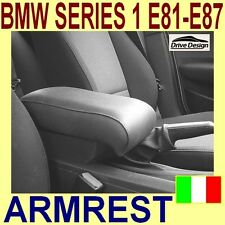 BMW SERIES 1 E81 - E87 - armrest with large storage -High QUALITY -made in Italy