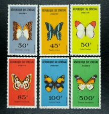 More details for senegal - 1963 - butterflies - u/m - sg 262/7 - *free postage*
