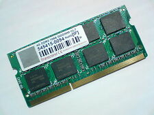 4GB DDR3-1066 PC3-8500 TRANSCEND LAPTOP SODIMM RAM ARBEITSSPEICHER