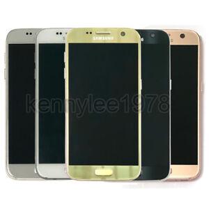 Samsung Galaxy S7 G930 A T U V 32GB Unlocked 4G LTE AT&T VERIZON SPRINT T-Mobile