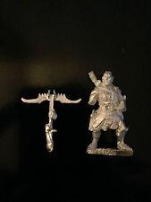 Warhammer Lord of The Rings LOTR - Vrasku Rare Metal OOP