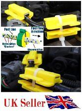 2 X (Nuevo) Magnético Fuel Saver-Save 15-25% - gasolina, gasóleo, GPL 12000gauss Power