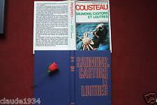 COUSTEAU & PACCALET : SAUMON ,CASTORS & LOUTRES 1978
