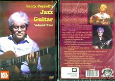 Larry Coryell's Jazz Guitar Volume Two (DVD) - New/Sealed