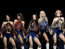 Pans People Top of The Pops BLK 10x8 Photo