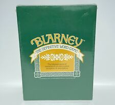 Blarney The Definitive Word Game 1987 Entertainment Production House NEW Sealed