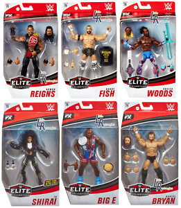 WWE Figures - Elite Series 79 - Mattel - Brand New - Boxed - SHIPPING COMBINES