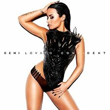 Confident [PA] * by Demi Lovato (CD, Oct-2015, Hollywood) NEW