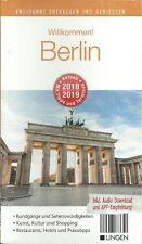 Reiseführer STADTPLAN BERLIN Entspannt entdecken mit Tipps + Terminen 2018/2019