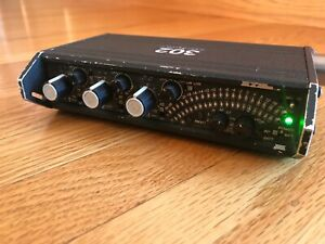 Sound Devices 302 Portable 3 Channel Production/Field Mixer