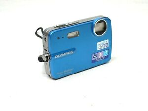 Olympus Stylus 550WP 10.0MP Digital Camera - Teal Camera Only