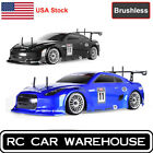 HSP Rc Car 1:10 4wd On Road Drift RTR Car Brushless High Speed Hobby Remote USA