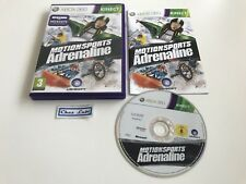 MotionSports Adrenaline - Microsoft Xbox 360 - PAL FR - Avec Notice
