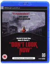 Don't Look Now (Special Edition) [Blu-ray] [1973] [DVD][Region 2]