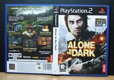 ALONE IN THE DARK - PS2 - PlayStation 2 - PAL - Italiano - Usato #3