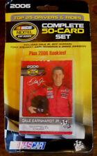 12 Lot (Case) Rare 50 Card Nextel Nascar Sets 2006 Jeff Gordon Matt Kenseth