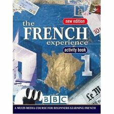 FRENCH EXPERIENCE 1 ACTIVITY BOOK NEW EDITION Isabelle Fournier ships 24 hours!