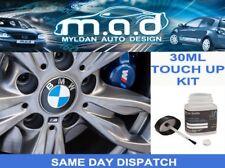 BMW ferrique gris 2 jante en Alliage B55 retouche peinture 30ml rayures M SPORT