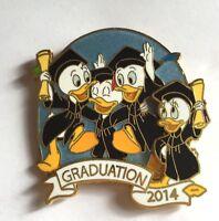 Disney Pin Badge Graduation Nephews 2014