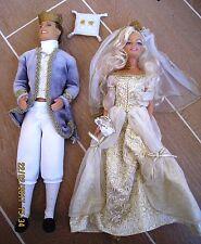 Barbie and Ken Royal Wedding New
