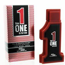 Nuevo el uno es para mí por estilo Perfume Hombre 100 Ml Edt Regalo Navidad Cumpleaños