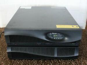 Liebert GXT2 6000VA UPS -  on line / pure sine wave - new cells -12 M RTB