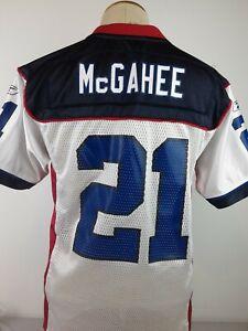 NFL Reebok Buffalo Bills #21 McGahee Jersey Youth Size M (10-12)
