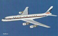 Decals: 1/144 Douglas DC-8 Delta Air Lines by Big D Cal