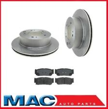 Rear Disc Brake Rotors & Ceramic Pads 31495 CD954 for KIA Sorento 2007-2009