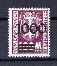Danzig PORTO I/II tadellos * MH 180EUR (B7222